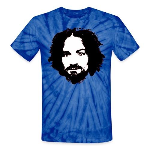 Charlie Manson - Unisex Tie Dye T-Shirt