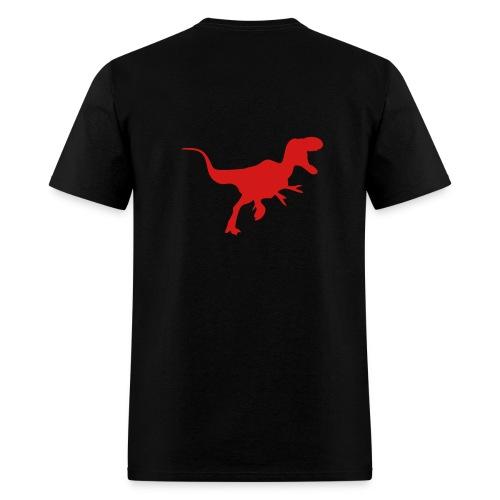 t rex std. weight - Men's T-Shirt