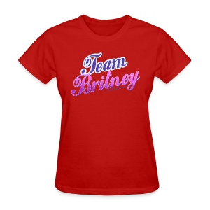 TEAM BRITNEY - Women's T-Shirt