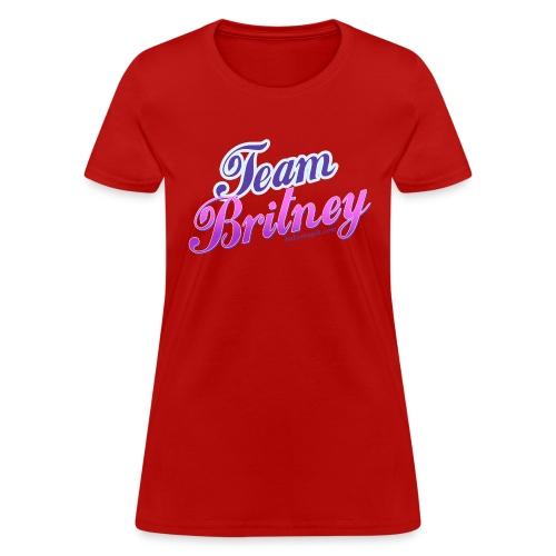 TEAM BRITNEY - Women's T-Shirt