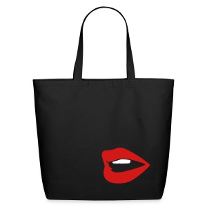 Lips Tote - Eco-Friendly Cotton Tote