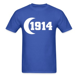PBS 1914 Crescent  Moon Shirt - Men's T-Shirt