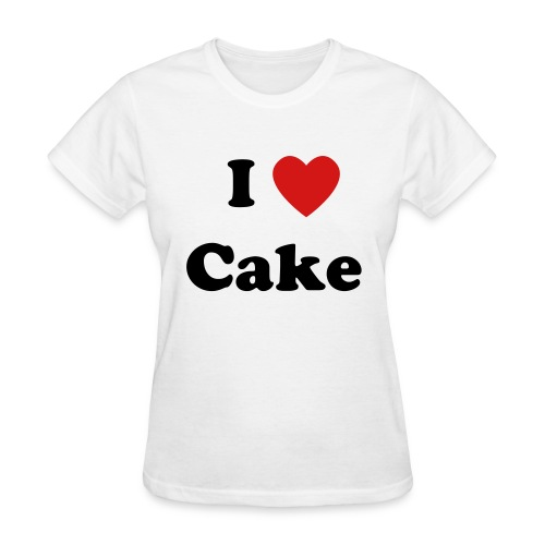 Cake Love - Women's T-Shirt