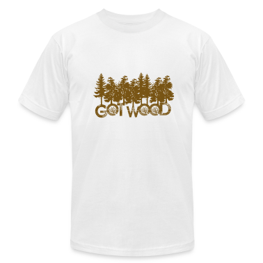 White Shaun Dead Got Wood T-Shirts