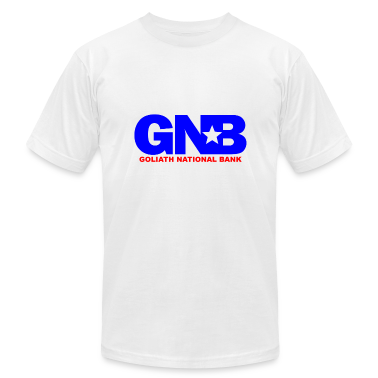 White GNB Barney How Met Mother T-Shirts