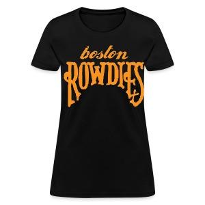 Boston Rowdies Women's Standard Weight T-Shirt - Women's T-Shirt