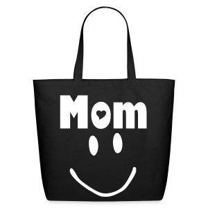 Mom  - Eco-Friendly Cotton Tote