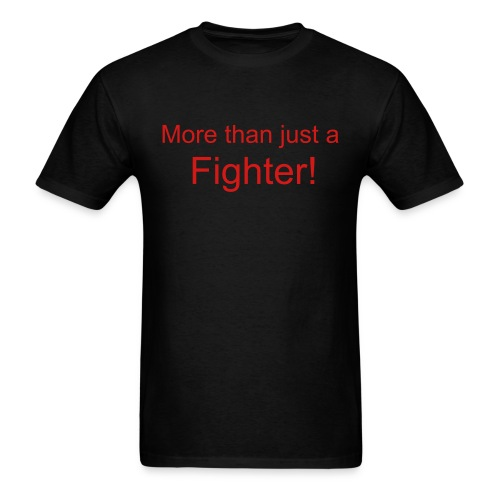 Real American Fight shirt - Men's T-Shirt