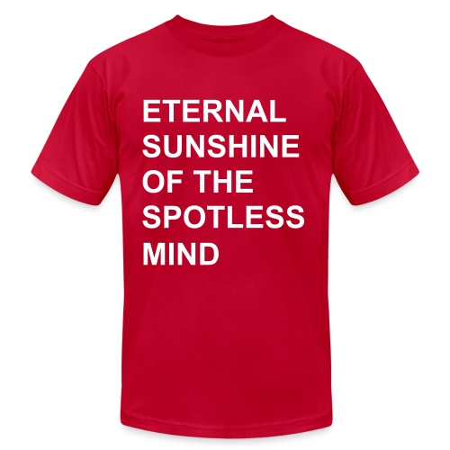 eternal sunshine 2 - Men's Fine Jersey T-Shirt
