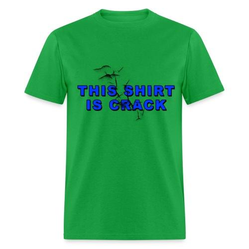 Crack - Men's T-Shirt