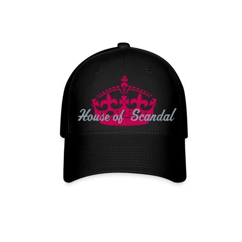 House of Scandal (Can you handle the scandal) Hat (side logo) - Baseball Cap