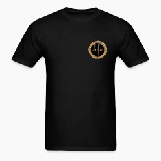 Black Guitar Good Vibrations T-Shirts