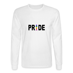 GayPride2 - Men's Long Sleeve T-Shirt