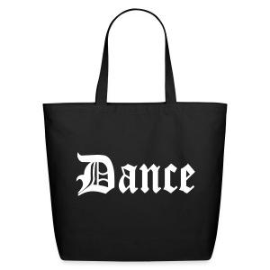 dance tote - Eco-Friendly Cotton Tote