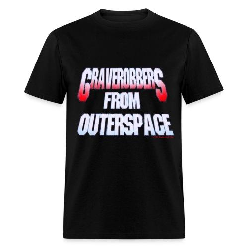 'Grave Robbers' logo t-shirt - Men's T-Shirt