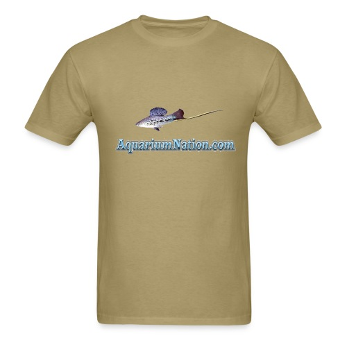 Monty Sword and AquriumNation - Men's T-Shirt