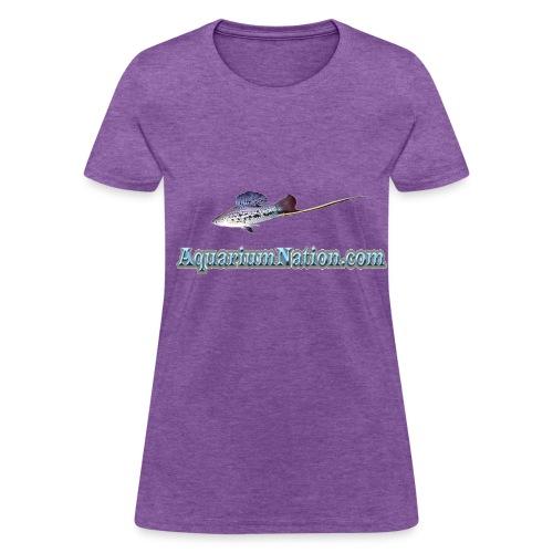 Women's monty & AquariumNation T - Women's T-Shirt