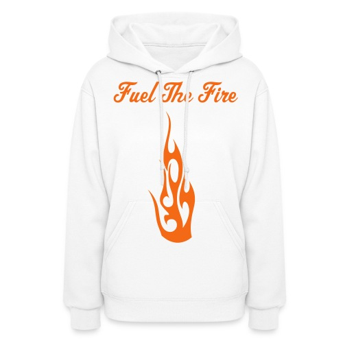 Fuel The Fire - Tribal - Hooded Sweatshirt - Women's Hoodie