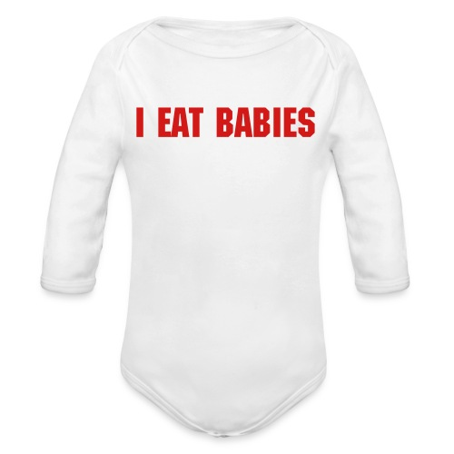 Anarchistic Baby Sleeper - Organic Long Sleeve Baby Bodysuit