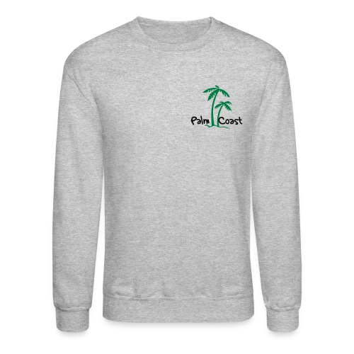 Palm Coast Sweat Shirt - Crewneck Sweatshirt