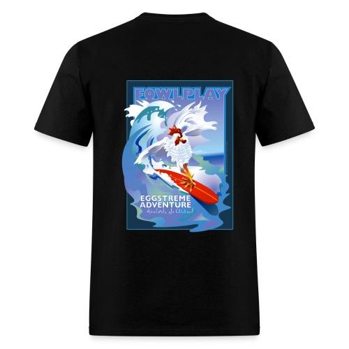 Eggstreme Adventure - Men's T-Shirt