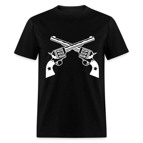 Pistol Hero - Men's T-Shirt