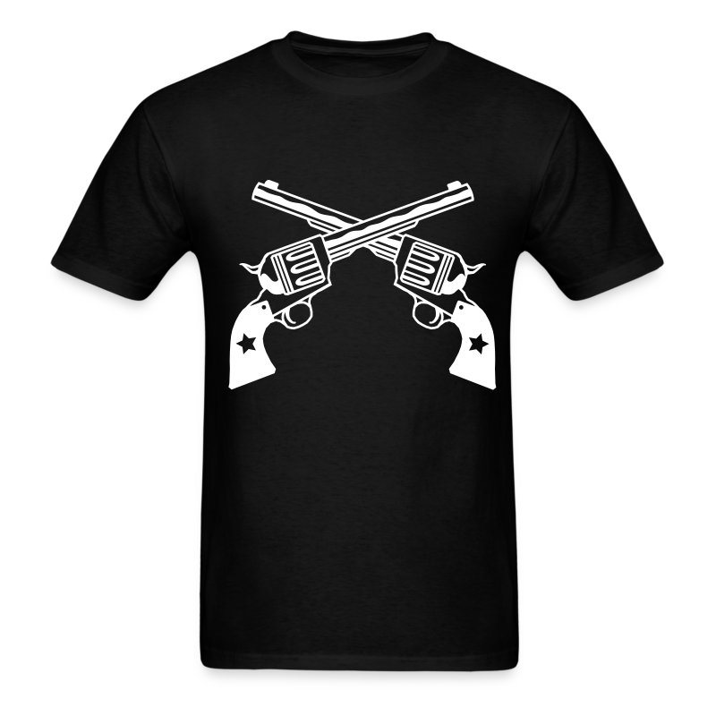 Pistol Hero - Men's T-Shirt