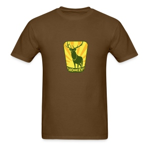 Honkey Buck - Men's T-Shirt
