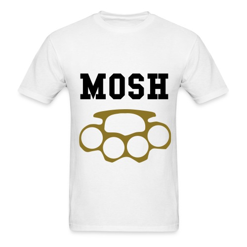Bring The Mosh Tee - Men's T-Shirt