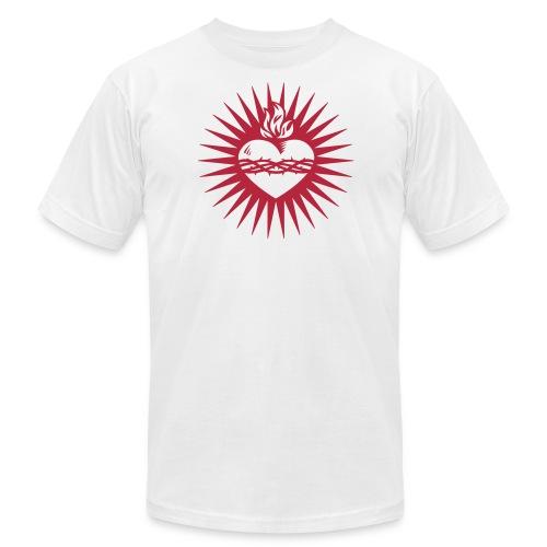 Sacred Heart - Men's  Jersey T-Shirt