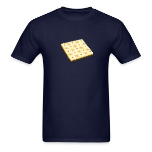 Cracker - Men's T-Shirt
