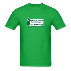 Bagpiper for Hire - Men's T-Shirt