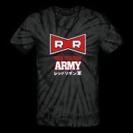 T-Shirts ~ Unisex Tie Dye T-Shirt ~ Dragonball: Red Ribbon Army