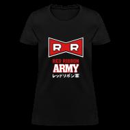 Women's T-Shirts ~ Women's T-Shirt ~ Dragonball: Red Ribbon Army