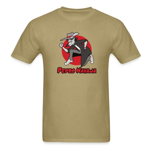Pedro Navaja Design - Men's T-Shirt