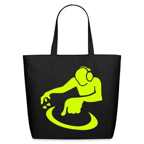 Underground-Radio Tote bag - Eco-Friendly Cotton Tote