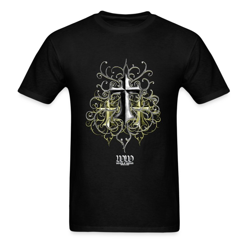 WW Cross - Men's T-Shirt