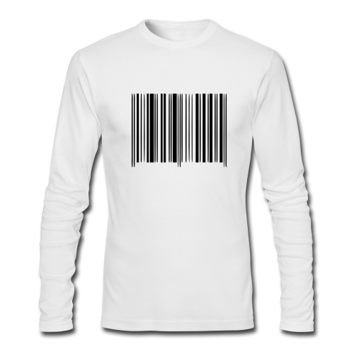 upc - Men's Long Sleeve T-Shirt by Next Level