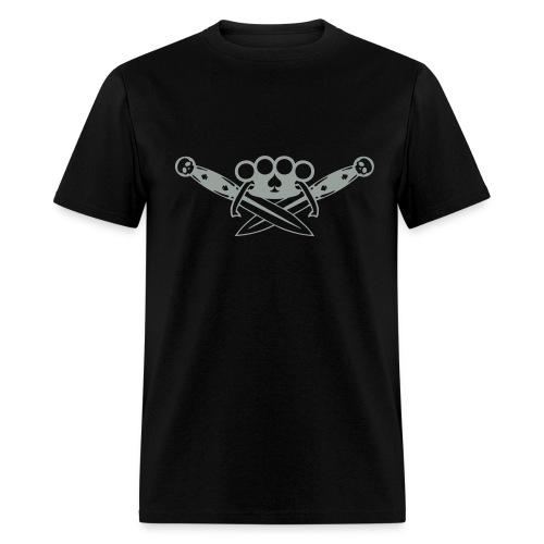 Men's Rock T-Shirt  Brassknuckles - Men's T-Shirt