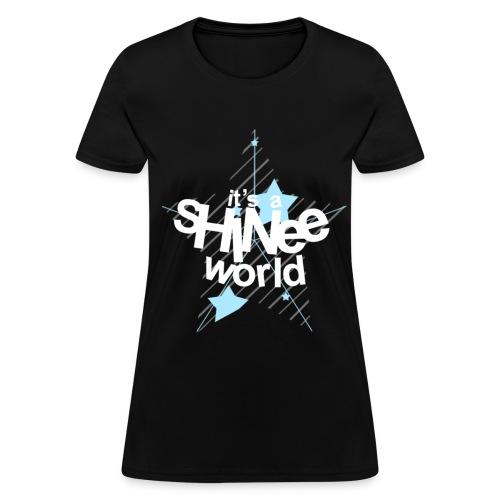 SFI It's A SHINee World - Women's T-Shirt