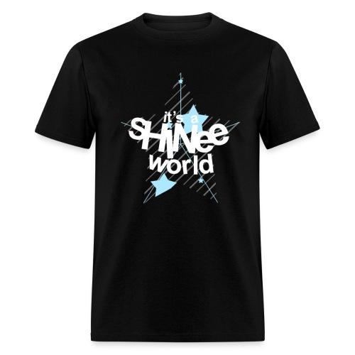 SFI It's A SHINee World - Men's T-Shirt
