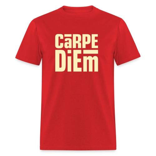 Carpe Diem - Men's T-Shirt