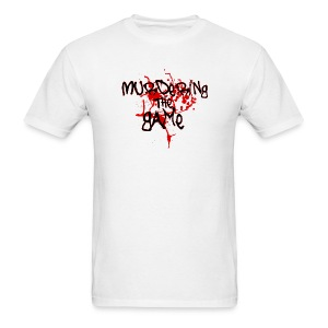 murdering the game - Men's T-Shirt