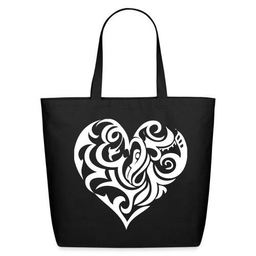 heart bag - Eco-Friendly Cotton Tote