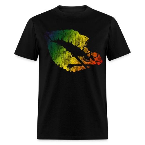 Kiss1 - Men's T-Shirt