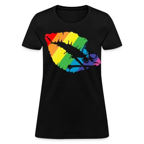 Kiss2 - Women's T-Shirt