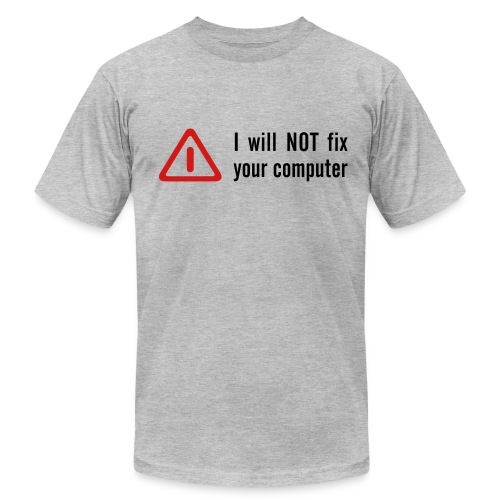 Fix - Men's Fine Jersey T-Shirt