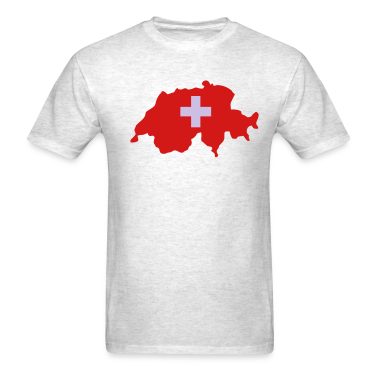Ash  Switzerland T-Shirts