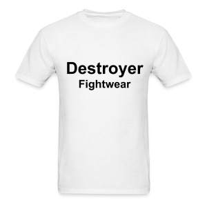 Destroyer Angel Of Death - Men's T-Shirt