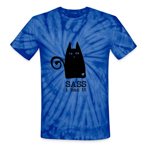 Sassy Maddie - Unisex Tie Dye T-Shirt